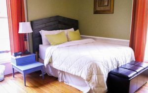 Harvester Suite Bed