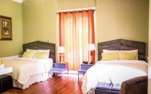 Harvester Suite Bedroom