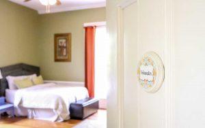 Harvester Suite Door