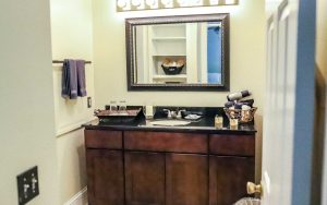 The Cottage Suite Washbasin