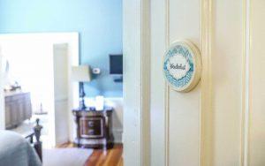 Wanderlust Suite Door